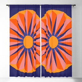 Flower Show Blackout Curtain