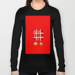 #Drug Long Sleeve T-shirt