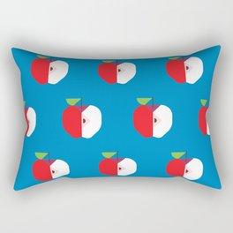 Fruit: Apple Rectangular Pillow