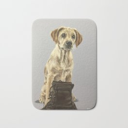 Rosie The Labrador Bath Mat