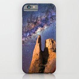 Summer Paradise Galaxy iPhone Case