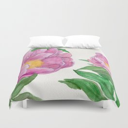 From Afar Duvet Cover