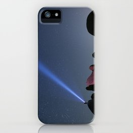 All Begins With A Thought iPhone Case