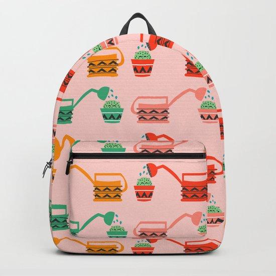 Cacti watering Backpack