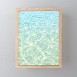 All Clear Framed Mini Art Print