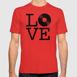 DISC LOVE T-shirt