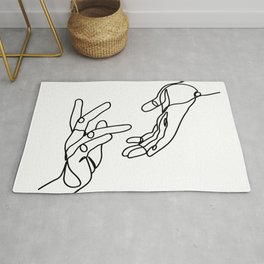 Hands Holding Printable Art Digital Download Poster, Gift For Her, Home Decor, Digital Print Rug