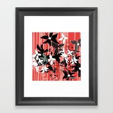 Chaparral Framed Art Print