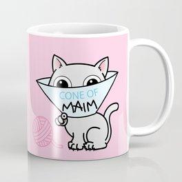 Payback - Cone of Maim - Kitty Cat Shame Coffee Mug