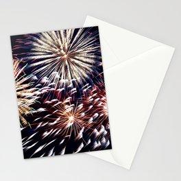 celebration fireworks Stationery Cards