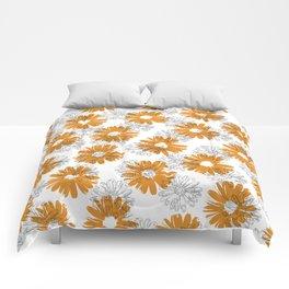 Floralz #21 Comforters