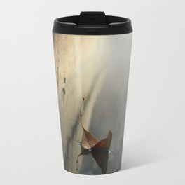a moment suspended ...  Travel Mug