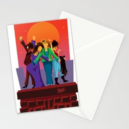 Living Single Stationery Cards