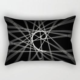 Geometria dois Rectangular Pillow