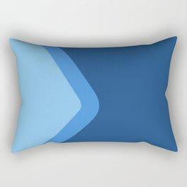Epcot Blueberry Wall Rectangular Pillow