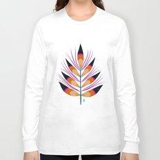 Plumage Leaf- Autumn Palette Long Sleeve T-shirt