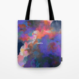 Tempête Tote Bag