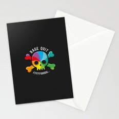 Spinning Beachball of Death Stationery Cards