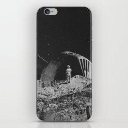 Moon Cowboy iPhone Skin