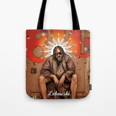 Big Lebowski Tote Bag