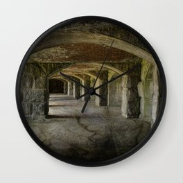 The Tunnels Wall Clock