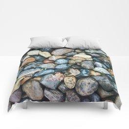 Sea Pebbles Comforters