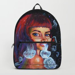 Sketch Jellyfish Backpack