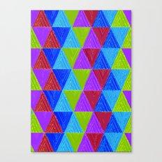 Aztec 5# Canvas Print