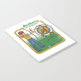 ARCHERY FOR BEGINNERS Notebook