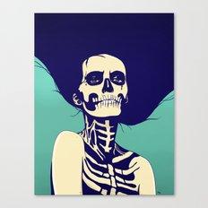 Día de las Muertas Canvas Print