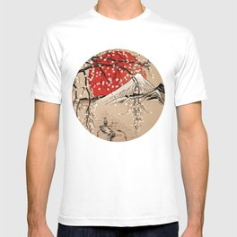 Japan Fishermen T-shirt