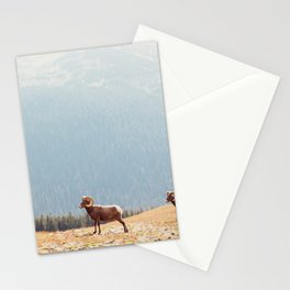Rams, Landscape Stationery Cards