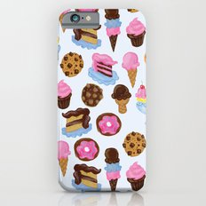 Dessert Pattern iPhone 6s Slim Case