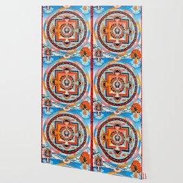 Hindu Buddhist Mandala 18 Wallpaper