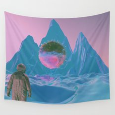 SOMEWHERE ELSE Wall Tapestry