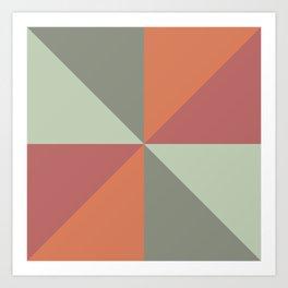 triang Art Print