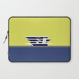 America's Cup Chipperfield Architecture Laptop Sleeve