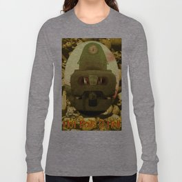 Hot Rails to Hell Long Sleeve T-shirt