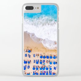 Where I'd Rather Be Clear iPhone Case