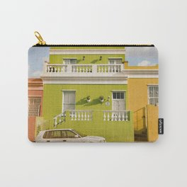 Bo-Kaap Cape Town Carry-All Pouch