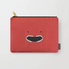 Red Ranger Remix Carry-All Pouch