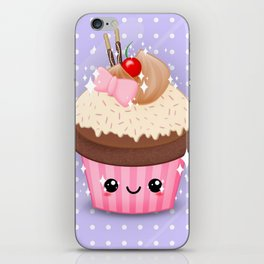 Cutie Cake Alternate iPhone Skin