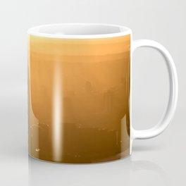 City Sunset Coffee Mug