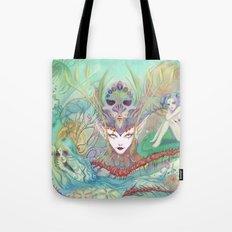 The Secret of Fantasies Tote Bag