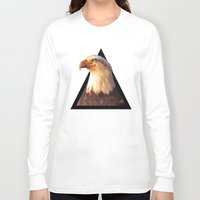 eagle Long Sleeve T-shirts featuring EAGLE by eARTh