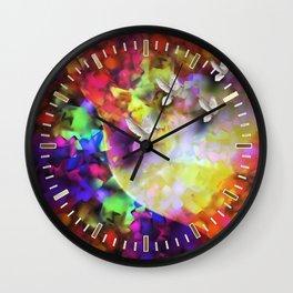 Abandoning Eden Wall Clock