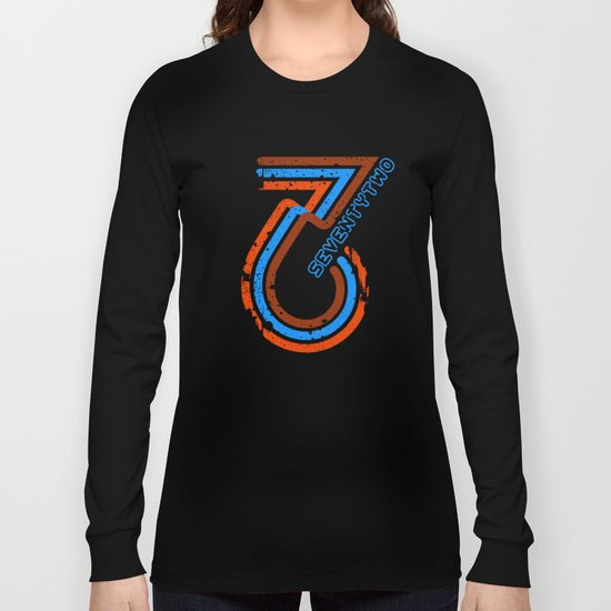 seventytwo''72 Long Sleeve T-shirt