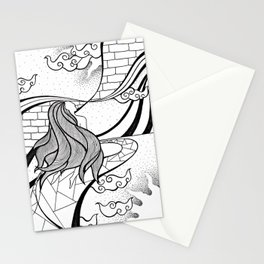 Hide and Seek: Wait Stationery Cards