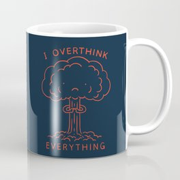 Overthink Coffee Mug