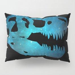 T-Rex Skull Pillow Sham